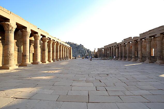 e-aruki イシス神殿 | エジプト...